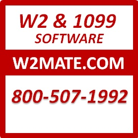 W2 Mate e-File Iowa 1099s